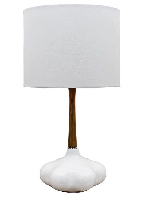 Warm Design Masa Lambası Beyaz